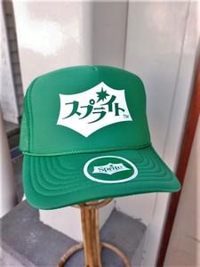 Sprite スプライト 【 メッシュキャップ / カタカナ 】 キャップ 帽子 SP-MC2