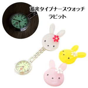 Rabbit Face Nurse Watch Type Pocket Watch Nurse Watch