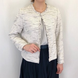 Ceremony Mat Tweed Jacket
