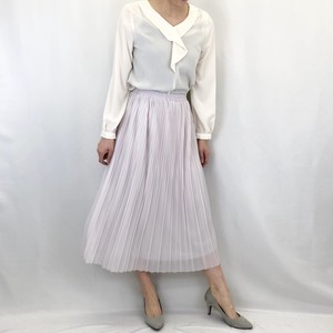 Ceremony Pleats Skirt