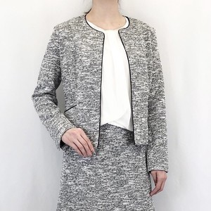 Ceremony Knitted Tweed Jacket