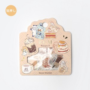 BGM Washi Sticker Gourmet