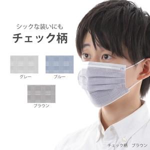 大人マスク 不織布マスク メンズ 同色12枚入 6色展開