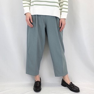 Twill Raised Back Pants