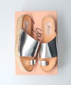 Thick-soled Tong Sandal