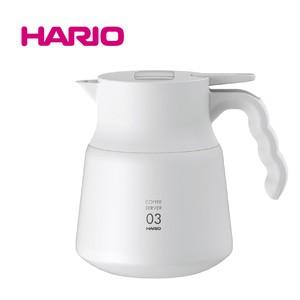 2021新作『HARIO』V60 保温ステンレスサーバーPLUS 800 VHSN-80-W (ハリオ)
