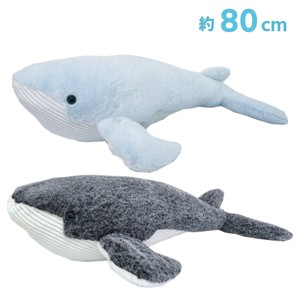 Ocean Big Soft Toy White Whale