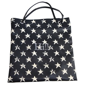 Tipi Star Print Square Shoulder Bag