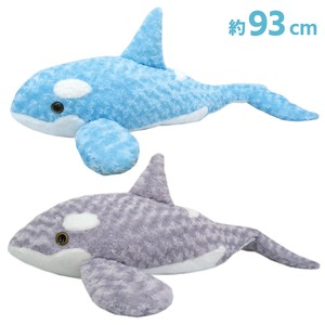 Ocean Big Soft Toy Killer Whale Rose