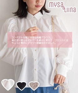 Retro Embroidery Blouse 20