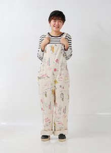 Cotton Fabric Overall