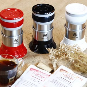 Push Hand Drip Convenient Fun Coffee Dripper