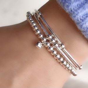 tube Ball Stretch Bracelet