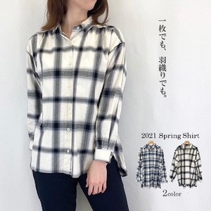 Cotton Material Checkered Shirt