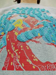 松〜松羽目〜のTシャツ C/#アッシュグレー