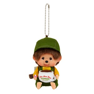Coffee monchhichi Chain Boys