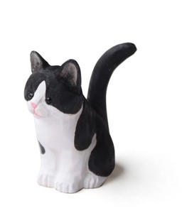 Animal Cat Ring Holder Hachiware