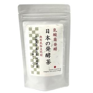 乳酸菌発酵 日本の発酵茶 3種ティーバッグ