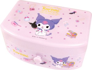 Sanrio Jewelry Box Happiness Girl Black
