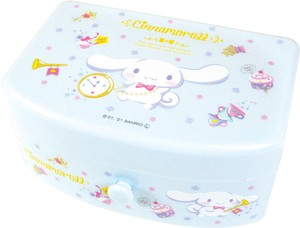 Sanrio Jewelry Box Happiness Girl Cinnamon Roll