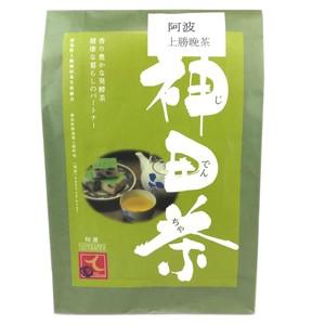 乳酸菌発酵阿波晩茶 神田茶(じてんちゃ) 120g入 徳用サイズ
