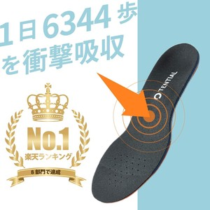 TENTIAL INSOLE テンシャルインソール (中敷・インソール)