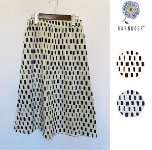 Reservations Orders Items Square Dot Cotton Skirt
