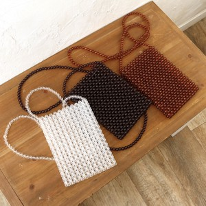 [2021 New Product] Clear Beads Pouch