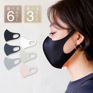 2枚入り 抗菌・消臭・UVカット 機能素材 3Dフィットマスク