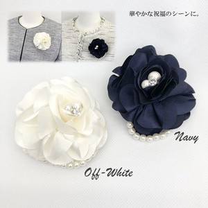 Ceremony Pearl Attached Corsage