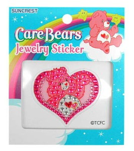 Care Bear Jewelry Sticker