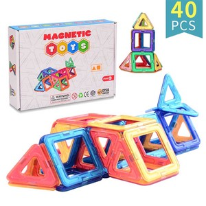 Kids Magnet Puzzle Model Toy