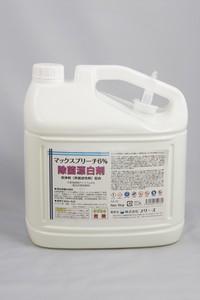 マックスブリーチ6% (界面活性剤ブリーチ同一品)除菌剤