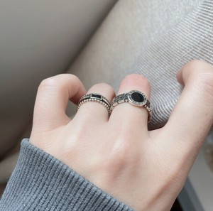 Ring Silver Hand Maid Ring Hand Maid Accessory Parts Ring