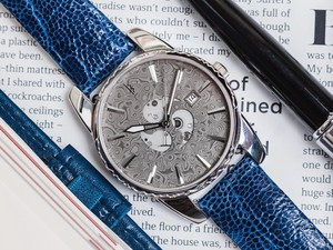Watch Wrist Watch Belt Color Blue