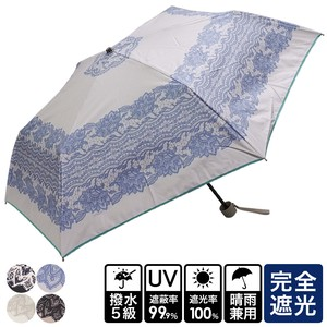 20 S/S All Weather Umbrella Lace Folding UV Cut Countermeasure