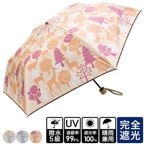 20 S/S All Weather Umbrella Scandinavia Animal Folding UV Cut
