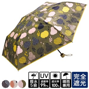20 S/S All Weather Umbrella Fruit Folding UV Cut Countermeasure