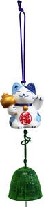 Southern Part Wind Chime Gavel Beckoning cat Japanese summer features