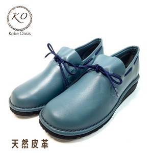 4E Wide Genuine Leather Comfortable Shoe