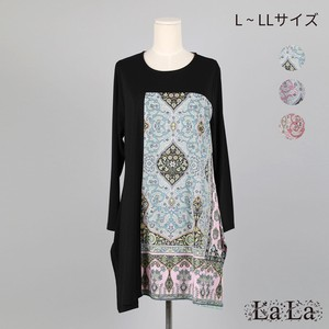 [2021 New Product] Paisley Switch A line Tunic