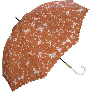 Umbrella Stick Umbrella Line Lace Flower