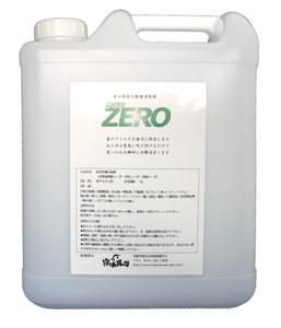 除菌消臭剤 クリアZERO 5L