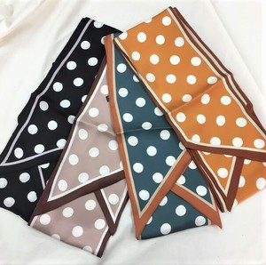 [2021 New Product] Dot Scarf Multi Active Fashion Items Gift