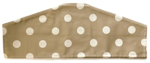 Dry Clothes Hanger Dot Beige