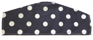 Dry Clothes Hanger Dot Navy