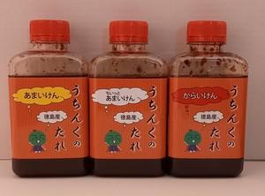 焼肉のたれ 名称 うちんくのたれ 徳島県三好郡東みよし町ふるさと納税認定