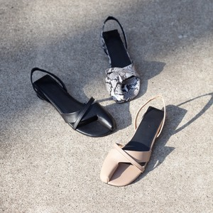 BIG SALE【SMIRNASLI】Cross Sandals