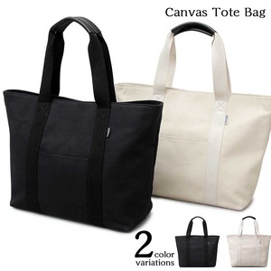 Water-Repellent Processing Canvas Tote Bag Larger