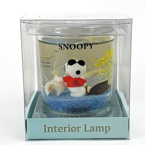 Interior Lamp Size L SNOOPY PEANUTS Snoopy